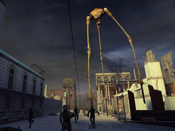 Half-Life 2.
