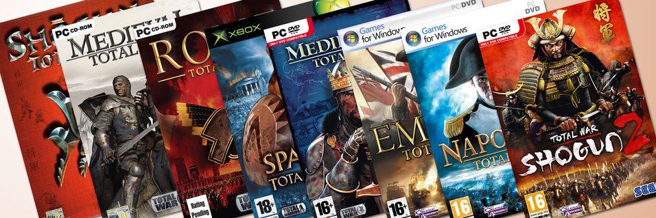 FEATURE: Historien om Total War