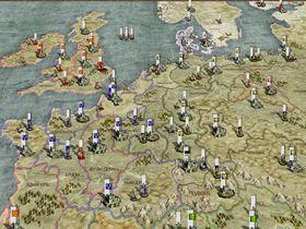Medieval: Total War.