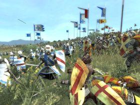 Medieval II: Total War.