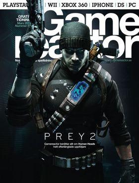 Svenske GameReactor har Prey-informasjon (bilde: faksimile).