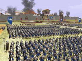 Hvorfor er det nesten bare strategispill (her Rome: Total War) som skildrer Romerriket?