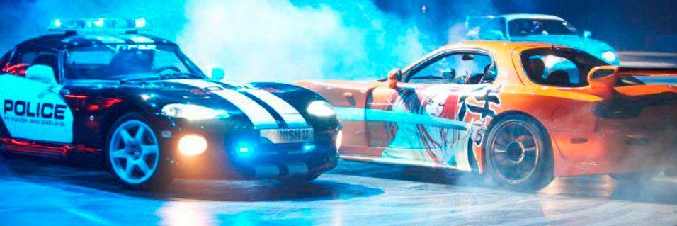KONKURRANSE: Vinn Top Gear Live-billetter