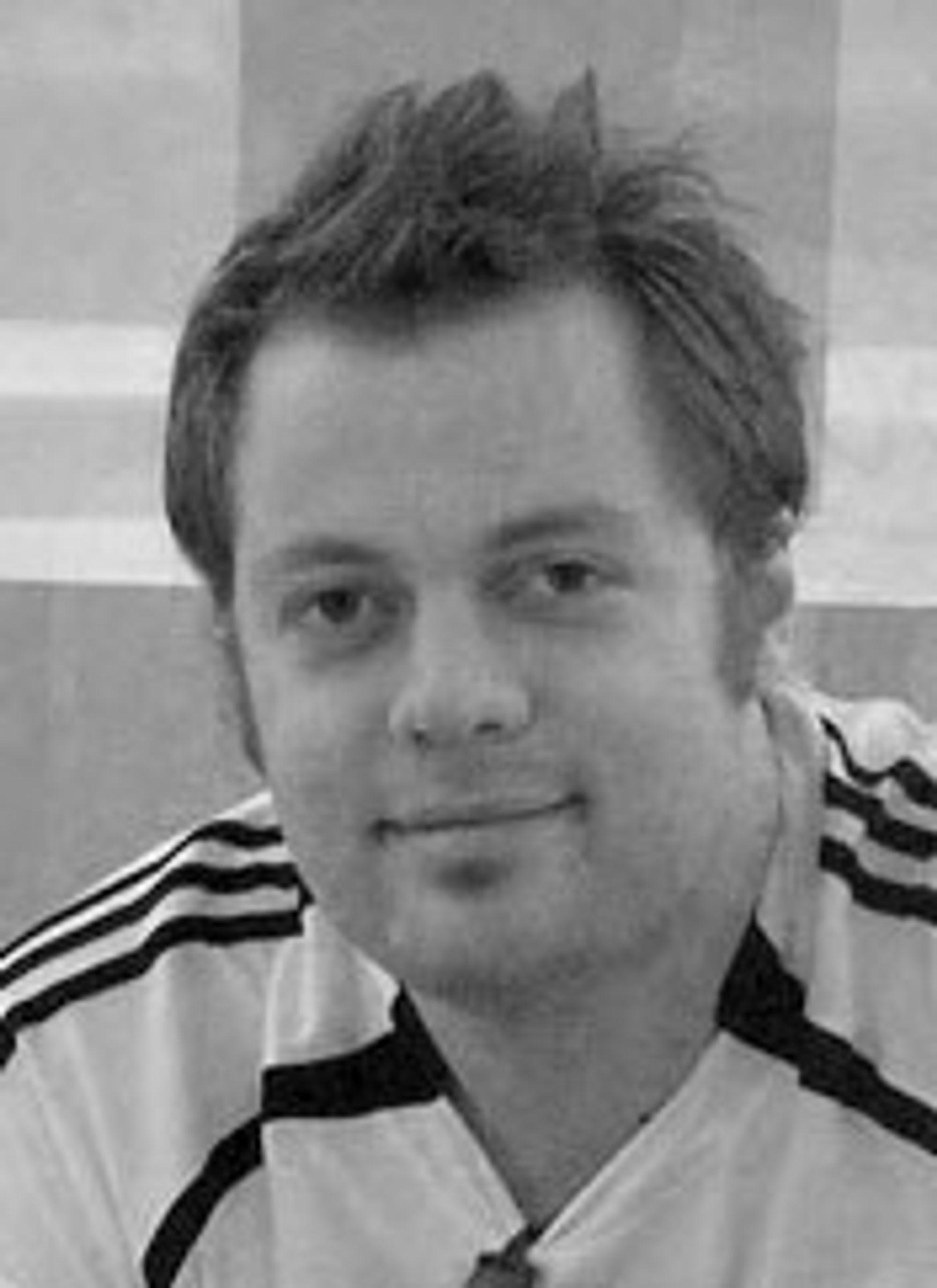 Marius Kjørmo