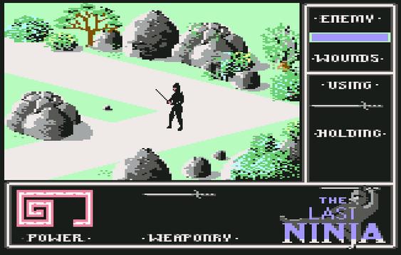 Last Ninja
