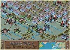 Strategic Command: The Great War (PC).