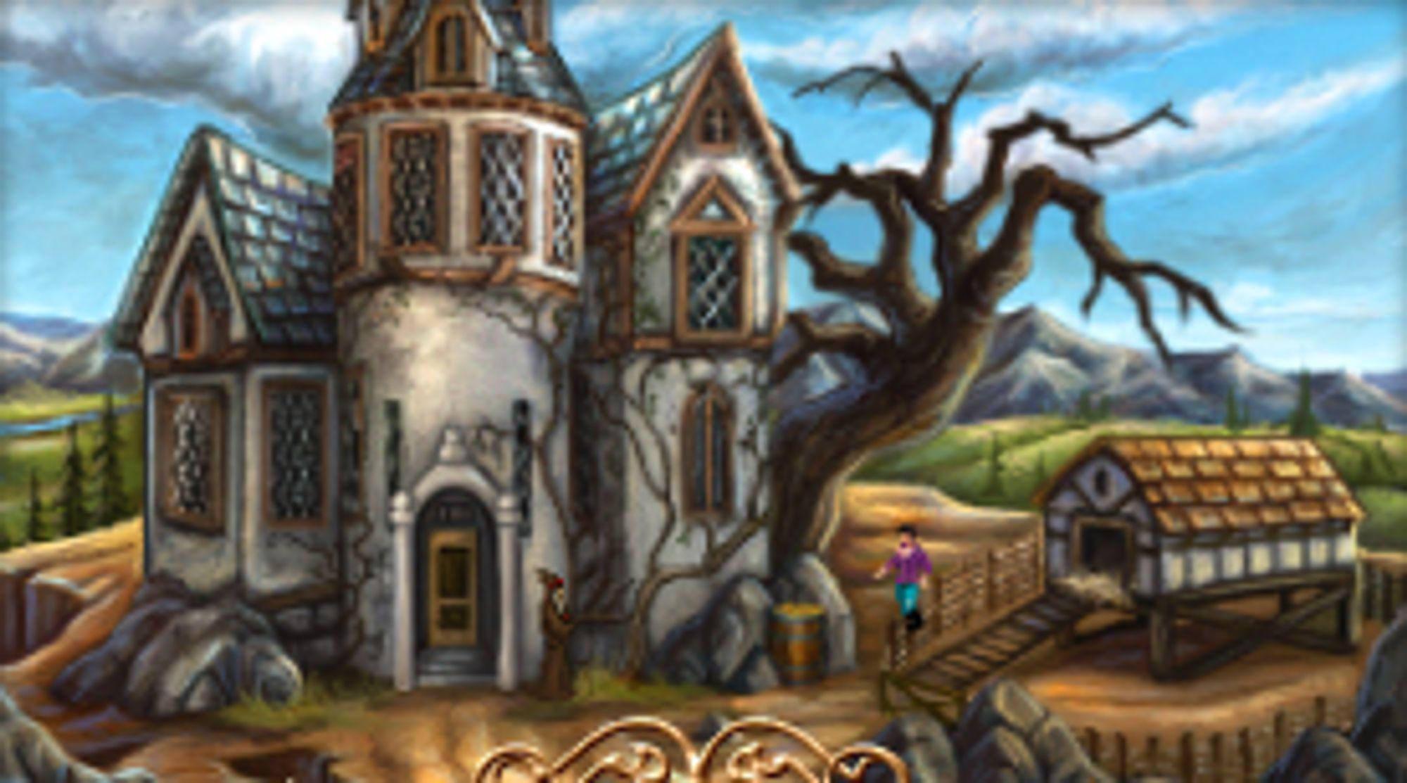 King's Quest III Redux (PC).