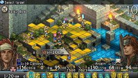 Tactics Ogre: Let's Cling Together (PSP).