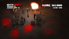 Amazing Zombie Defense (PC).