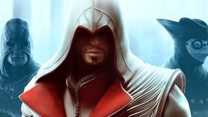 Assassin's Creed polstres