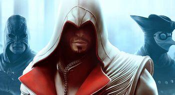 Mer Assassin's Creed i mars
