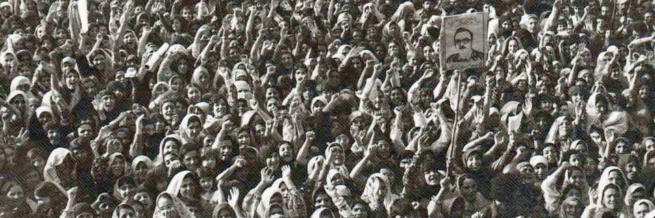 Gjenopplev den iranske revolusjonen