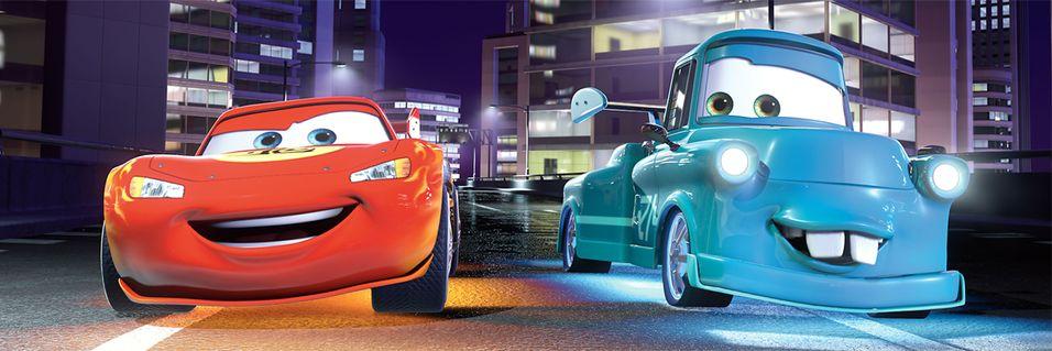 Spionaction i nytt Cars-spill