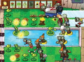 Plants vs. Zombies (Xbox 360, PS3, PC og iPhone).
