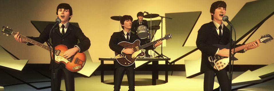 – Rock Band gir seg ikke