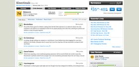 Metacritic gir deg oversikt over ulike anmeldelser, og samler karakterene.