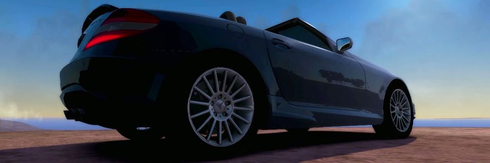 Mercedes-Benz i Test Drive Unlimited 2