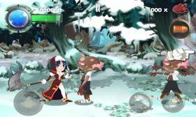 Twin Blades (PSP, PS3 og mobil).