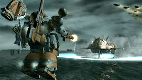 Bilde fra Armored Core: for Answer
