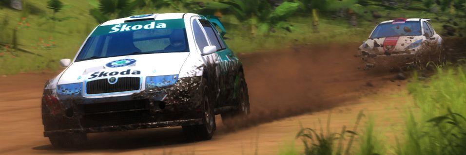Nedlastbart Sega Rally på vei