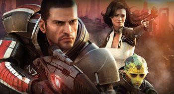 Test: Mass Effect 2