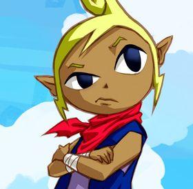 Tetra fra Zelda-spillene.