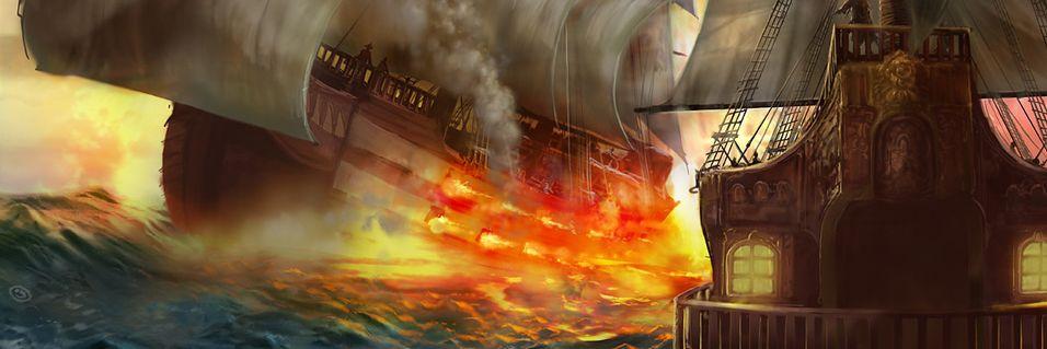 Åndelig oppfølger til Pirates?
