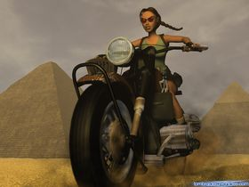 Tomb Raider Chronicles (PSone).