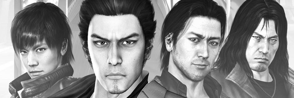 Yakuza-skaperens nye spill tar form