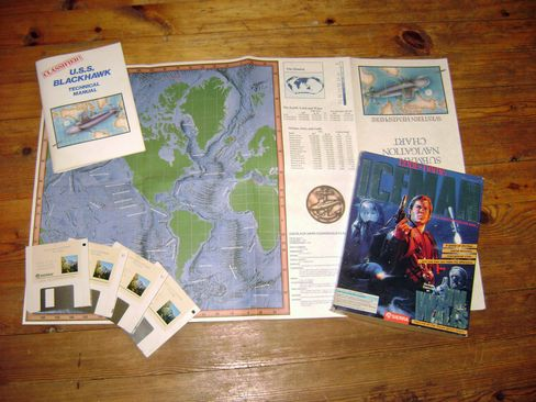 Manualen, diskene og det store kartet (foto: Joachim Froholt).