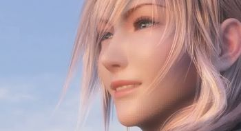 Her er Final Fantasy XIII-2