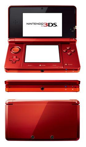3DS kommer snart.
