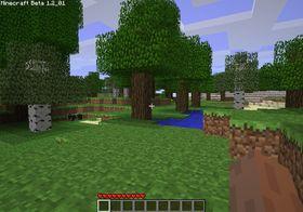 Minecraft har nå bjørketrær.