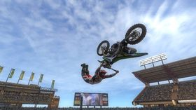 MX. vs. ATV Alive hadde en alternativ prismodell.