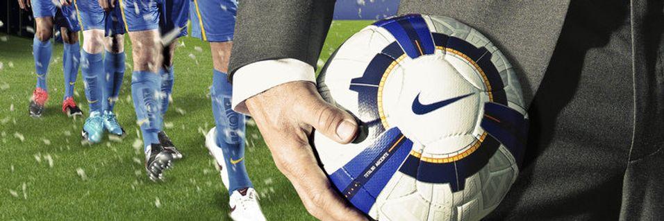 Mer fotball
