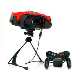 Virtual Boy startet aldri noen revolusjon.