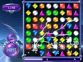 Bejeweled 2 (det meste, inkludert Wii).