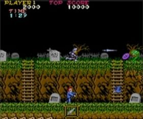 Ghosts'n'Goblins (Virtual Console).