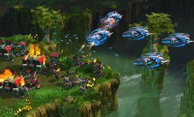 Gamere fikk teste Starcraft 2.