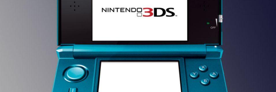 – 3DS er ikke for barn