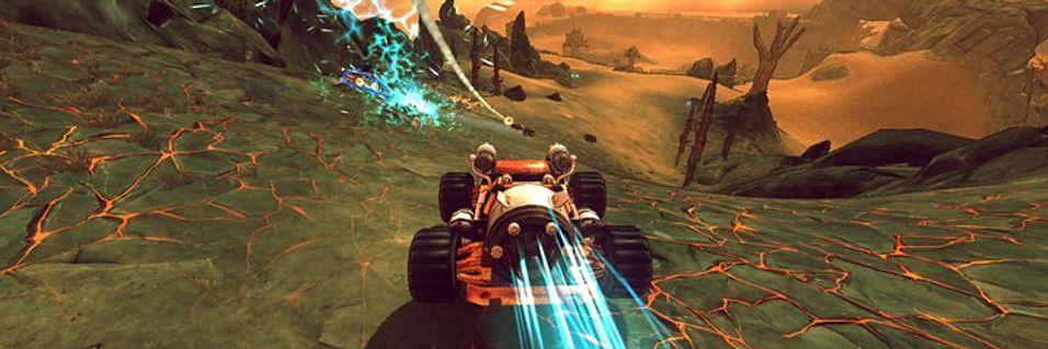 Mad Max-aktig bilkamp til Steam