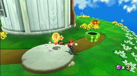 Super Mario Galaxy 2.