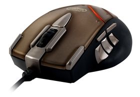 SteelSeries Cataclysm Mouse.