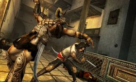 Prince of Persia: The Two Thrones (PC, Xbox, PS2 og PS3).