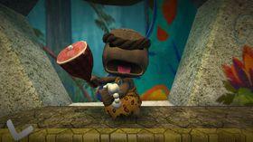 Sackboy: Prehistoric Moves (PS3).