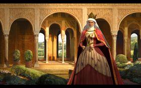 Gjensyn med spanske Isabella.