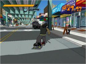 Får vi se Jet Set Radio i Dreamcast-pakken?