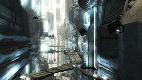 Resistance 2 hadde flotte omgivelser.