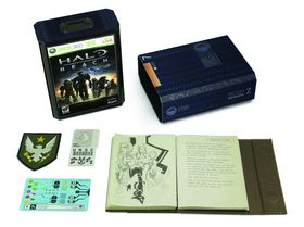 Halo: Reach: Limited Edition.