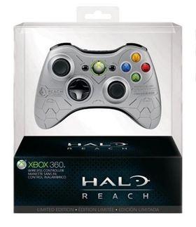 Halo: Reach Xbox 360-kontroller.